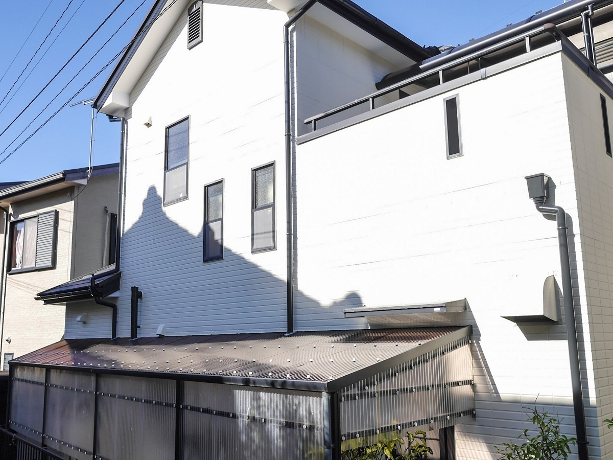 M様邸:外壁屋根塗装工事