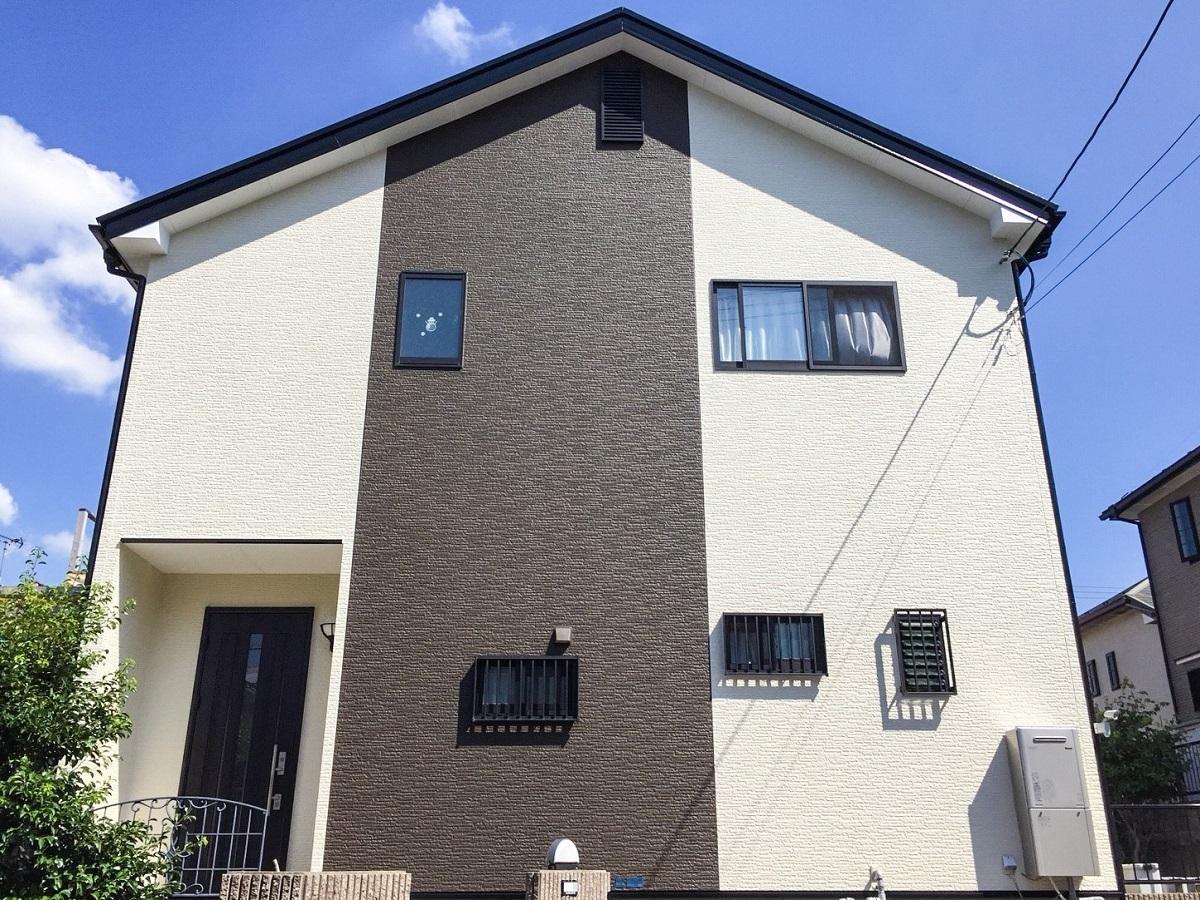 K様邸:外壁屋根塗装工事