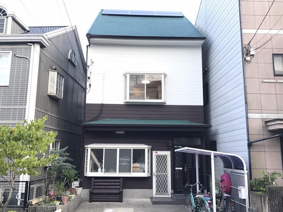 Y様邸:外壁屋根塗装工事