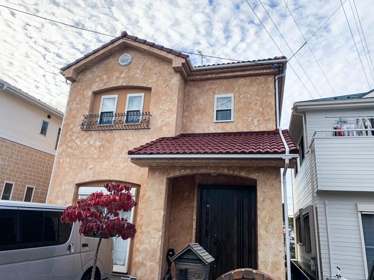 U様邸:外壁屋根塗装工事