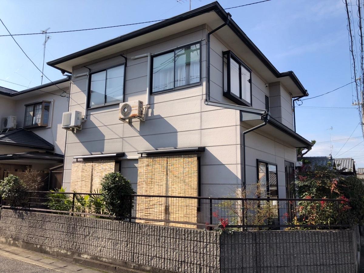 N様邸:外壁屋根塗装工事