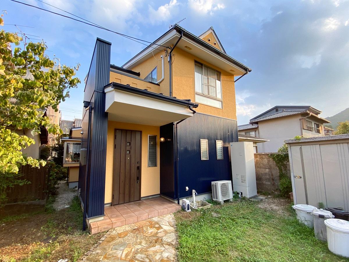 H様邸:外壁屋根塗装工事①